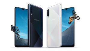 Cara Merekam Layar di Samsung A50S Terbaru